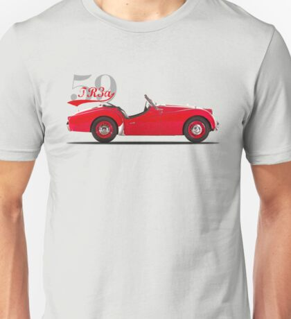The 1959 TR3A Unisex T-Shirt