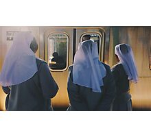 The Queens Nuns Photographic Print
