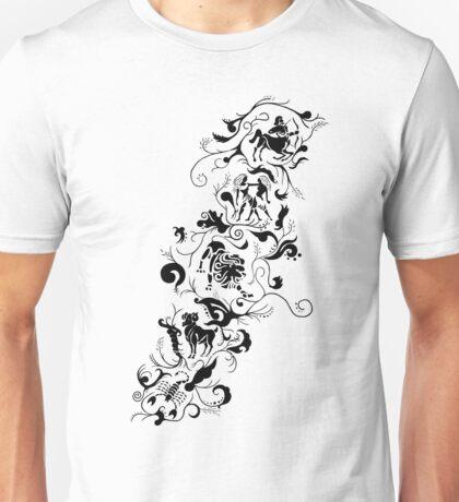 Horoscop Unisex T-Shirt