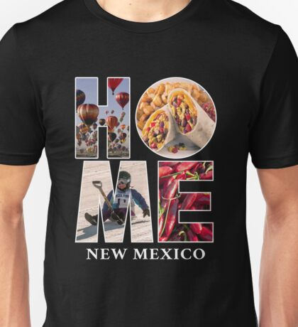 Home New Mexico Unisex T-Shirt
