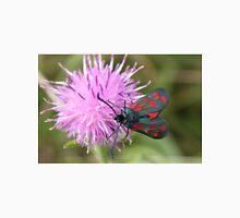 Six-spot Burnet Moth Unisex T-Shirt