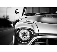 build a gaser  Photographic Print