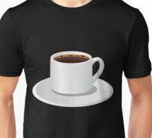 Glitch Drinks coffee Unisex T-Shirt