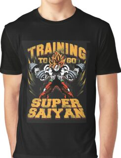 super-saiyan Graphic T-Shirt