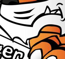 Tiger on board Sticker