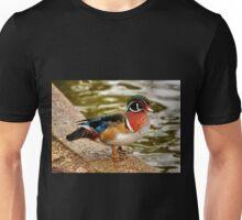 Wood Duck Unisex T-Shirt