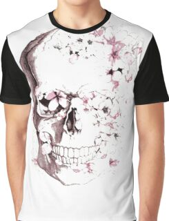 Skulls are for Pussies Graphic T-Shirt