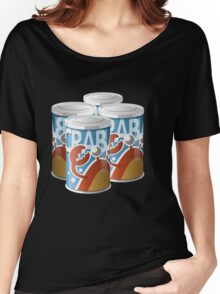 Glitch Drinks crabato juice Women's Relaxed Fit T-Shirt