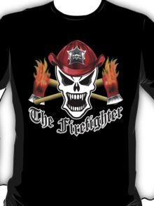 Firefighter Skull 2.5 T-Shirt