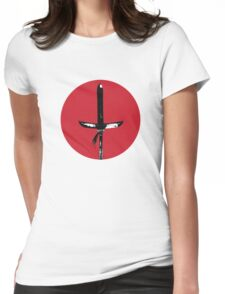 Katana Womens Fitted T-Shirt