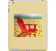 Meet Me In The Meadow iPad Case/Skin