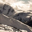 Blackcomb Boundary, Disease Ridge & Fissile by Ryan Davison Crisp