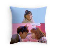 Kim Bok Joo - Amusement Park Throw Pillow