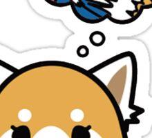 Retsuko Sticker Sticker