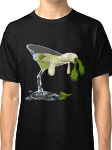 Glitch Drinks face smelter Classic T-Shirt