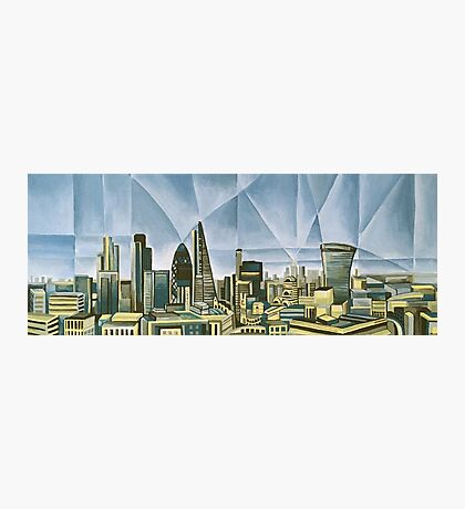 Dynamic London Photographic Print