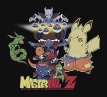 Masterball Z  by zerojigoku