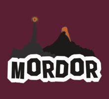 Mordor by justgeorgia