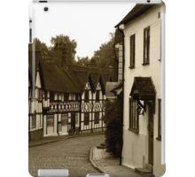 Mill Street iPad Case/Skin