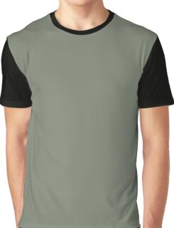 Vintage Green Graphic T-Shirt
