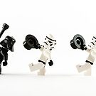 Star Wars the Musical by William Rottenburg