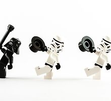 Star Wars the Musical by William Rottenburg
