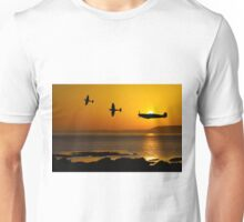 Sunset Spitfire Sortie Unisex T-Shirt