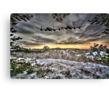 Winter Warmers Canvas Print