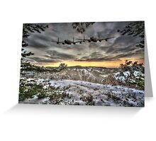 Winter Warmers Greeting Card