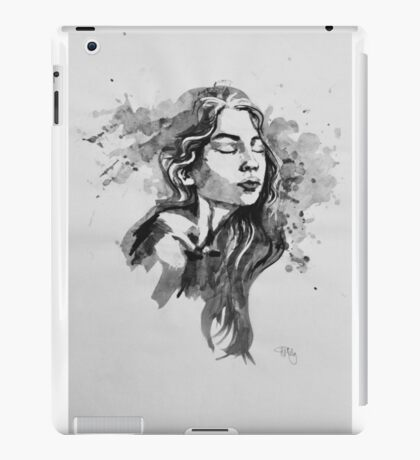 Maya In Ink iPad Case/Skin