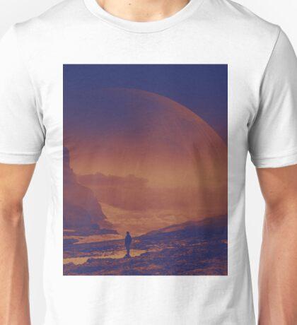Look at the horizon Unisex T-Shirt