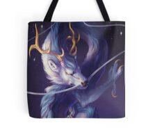 Cosmic Dragon Tote bag