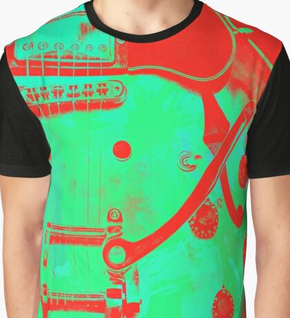 Gibson Electric Guitar  Graphic T-Shirt