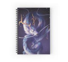 Cosmic Dragon Cahier à spirale