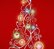 X-Mas Tree by Duprel Antwone