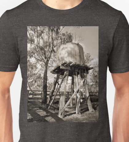 Limited Water Supply Unisex T-Shirt