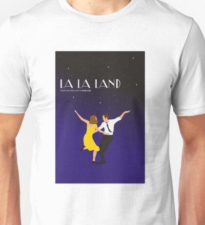 La La Land Film Minimal Emma Stone Ryan Gosling Dance Unisex T-Shirt