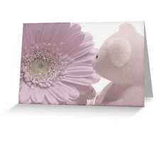 Tenderly Greeting Card