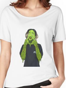 Scrim $uicideBoy$ Green Women's Relaxed Fit T-Shirt
