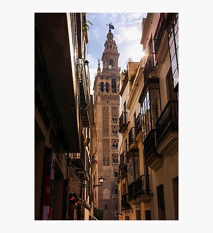 Seville - The Giralda  Photographic Print