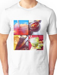 Cold Drinks Unisex T-Shirt