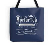 MoriarTea 2014 Edition (white) Tote Bag