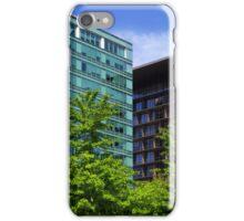 Modern Buildings iPhone Case/Skin