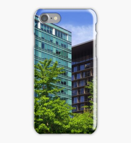 Modern Buildings iPhone Case/Skin