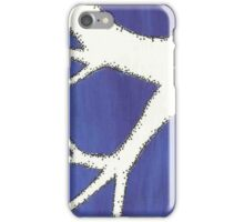 Negative Trees 5 iPhone Case/Skin