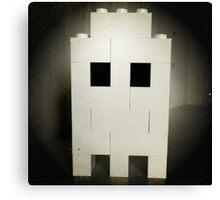 Lego Ghost Canvas Print