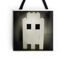 Lego Ghost Tote Bag
