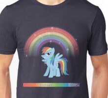 20% cooler - with text Unisex T-Shirt