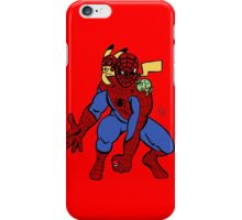 Spiderman & co. iPhone Case/Skin