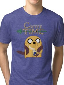 It's Coffee Time! Tri-blend T-Shirt
